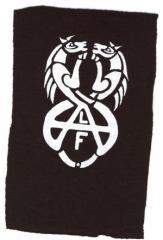 """Zum Aufnäher """"Animal Liberation Front (ALF) Horses"""" für 1,46 € gehen."""