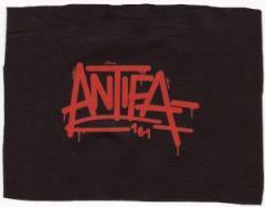 """Zum Aufnäher """"Antifa 161"""" für 1,10 € gehen."""