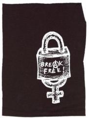 """Zum Aufnäher """"Break Free"""" für 1,46 € gehen."""