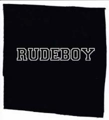 """Zum Aufnäher """"Rudeboy"""" für 1,50 € gehen."""