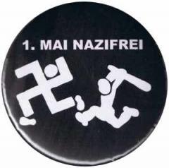 """Zum 50mm Button """"1. Mai Nazifrei"""" für 1,20 € gehen."""