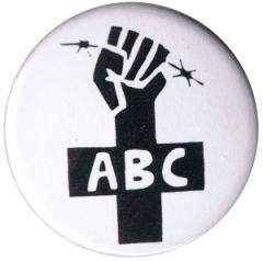 """Zum 50mm Button """"ABC-Zeichen"""" für 1,20 € gehen."""