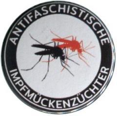 """Zum 50mm Button """"Antifaschistische Impfmückenzüchter"""" für 1,20 € gehen."""