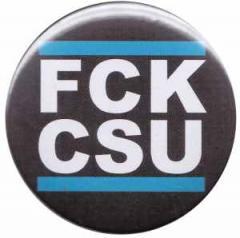 """Zum 50mm Button """"FCK CSU"""" für 1,20 € gehen."""