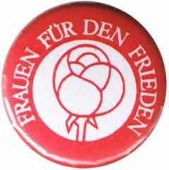 """Zum 50mm Button """"Frauen für den Frieden"""" für 1,20 € gehen."""