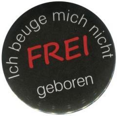 """Zum 50mm Button """"Frei geboren"""" für 1,20 € gehen."""