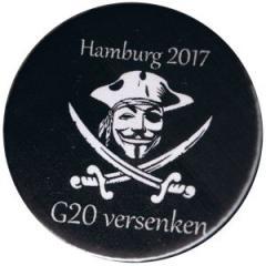 """Zum 50mm Button """"G20 versenken"""" für 1,20 € gehen."""