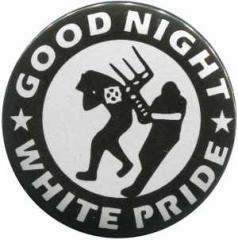 """Zum 50mm Button """"Good night white pride - Stuhl"""" für 1,17 € gehen."""