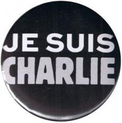 """Zum 50mm Button """"Je suis Charlie"""" für 1,20 € gehen."""