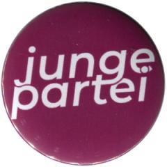 """Zum 50mm Button """"Junge Partei"""" für 1,40 € gehen."""