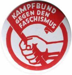 """Zum 50mm Button """"Kampfbund gegen den Faschismus"""" für 1,20 € gehen."""