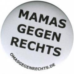 """Zum 50mm Button """"Mamas gegen Rechts"""" für 1,17 € gehen."""