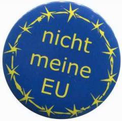 """Zum 50mm Button """"nicht meine EU"""" für 1,20 € gehen."""