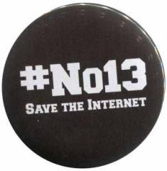 """Zum 50mm Button """"#no13"""" für 1,20 € gehen."""