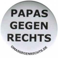 """Zum 50mm Button """"Papas gegen Rechts"""" für 1,20 € gehen."""
