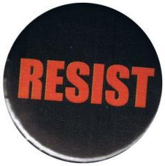 """Zum 50mm Button """"RESIST"""" für 1,20 € gehen."""