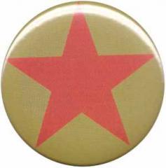 """Zum 50mm Button """"Roter Stern auf oliv/grünem Hintergrund"""" für 1,20 € gehen."""