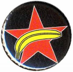 """Zum 50mm Button """"Roter Stern + Banane"""" für 1,20 € gehen."""