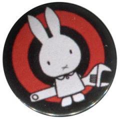 """Zum 50mm Button """"Sabotagehase"""" für 1,20 € gehen."""