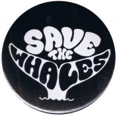 """Zum 50mm Button """"Save the Whales"""" für 1,20 € gehen."""