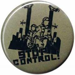 """Zum 50mm Button """"Stop Control"""" für 1,20 € gehen."""