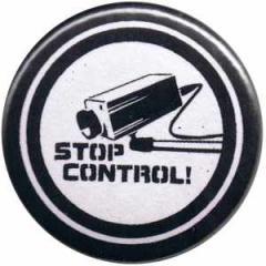 """Zum 50mm Button """"Stop Control Kamera"""" für 1,20 € gehen."""