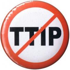 """Zum 50mm Button """"Stop TTIP"""" für 1,20 € gehen."""