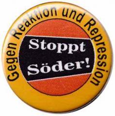 """Zum 50mm Button """"Stoppt Söder!"""" für 1,20 € gehen."""