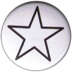 """Zum 50mm Button """"Weißer Stern"""" für 1,20 € gehen."""