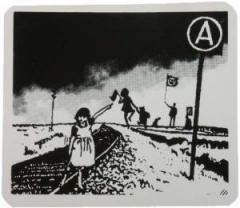 """Zum Aufkleber """"Anarchy Zone"""" für 1,00 € gehen."""