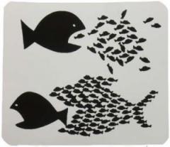 """Zum Aufkleber """"Fische"""" für 1,00 € gehen."""
