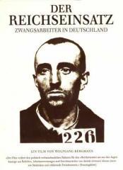 """Zur DVD """"Der Reichseinsatz"""" von Wolfgang Bergmann für 14,90 € gehen."""