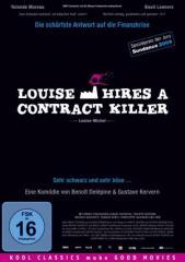"""Zur DVD """"Louise Hires a Contract Killer"""" von Gustave Kervern und Benoit Delepine für 17,90 € gehen."""
