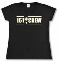 """Zum tailliertes T-Shirt """"161 Crew"""" für 16,00 € gehen."""