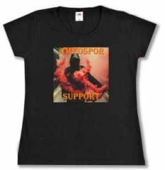 """Zum Girlie-Shirt """"Amedspor Support 2"""" für 16,00 € gehen."""