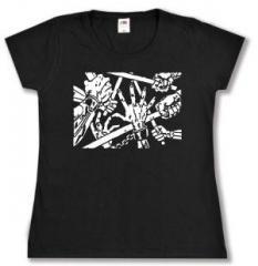 """Zum Girlie-Shirt """"clubbed"""" für 14,00 € gehen."""