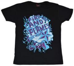 """Zum tailliertes T-Shirt """"Comics black"""" für 16,57 € gehen."""