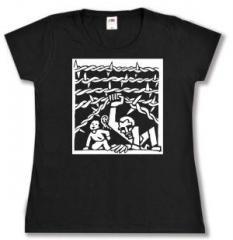 """Zum Girlie-Shirt """"Cross Border"""" für 14,00 € gehen."""