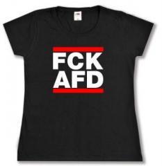 """Zum Girlie-Shirt """"FCK AFD"""" für 13,00 € gehen."""