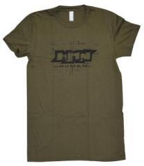 """Zum Girlie-Shirt """"Human"""" für 20,00 € gehen."""