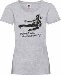 """Zum Girlie-Shirt """"Kampf dem Patriarchat!"""" für 15,00 € gehen."""
