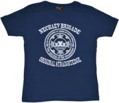 """Zum tailliertes T-Shirt """"Nechaev Brigade"""" für 16,57 € gehen."""