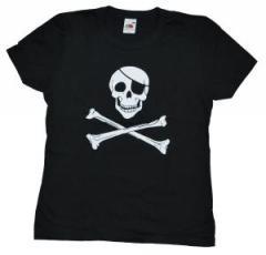 """Zum tailliertes T-Shirt """"Piraten"""" für 13,65 € gehen."""