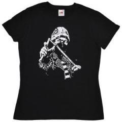 """Zum tailliertes T-Shirt """"Punker Zwille"""" für 13,65 € gehen."""