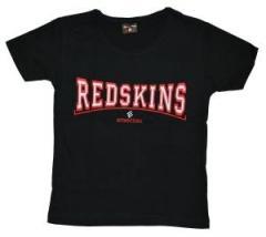 """Zum tailliertes T-Shirt """"Redskins International"""" für 14,13 € gehen."""