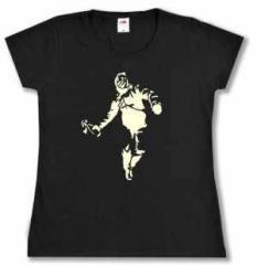 """Zum tailliertes T-Shirt """"Riot"""" für 16,00 € gehen."""