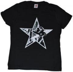 """Zum tailliertes T-Shirt """"Riotstar"""" für 11,70 € gehen."""