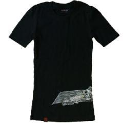 """Zum tailliertes T-Shirt """"Roadworks"""" für 19,45 € gehen."""