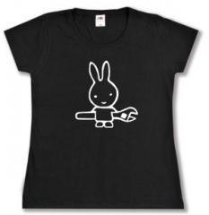 """Zum Girlie-Shirt """"Sabotagehase"""" für 13,00 € gehen."""
