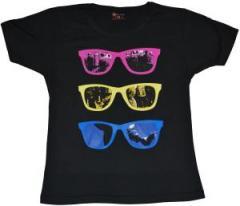 """Zum tailliertes T-Shirt """"Shades black"""" für 17,55 € gehen."""